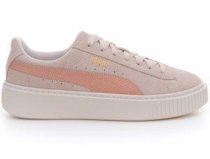 Pantofi casual  PUMA  pentru femei SUEDE PLATFORM SNK 363906_06