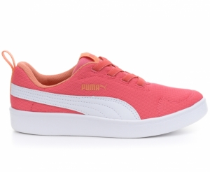 Pantofi sport  PUMA  pentru copii COURTFLEX MESH PS 364277_11