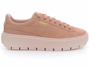 Pantofi casual  PUMA  pentru femei SUEDE PLATFORM TRACE WN S 365830_05