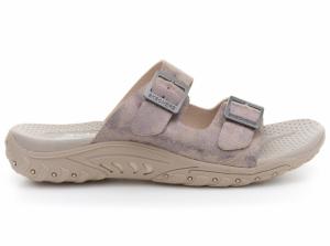 Papuci  SKECHERS  pentru femei REGGAE - LANDSCAPE 41009_TPE