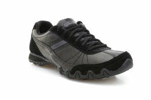 Pantofi casual  SKECHERS  pentru femei BIKERS SYSTEMATIC 49015_BLK