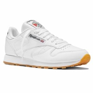 Pantofi sport  REEBOK  pentru barbati CL LTHR 497_99