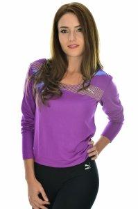 Bluza  PUMA  pentru femei MOVE SWEAT TOP 510497_02