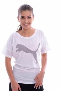 Tricou  PUMA  pentru femei LOOSE TEE 515119_04