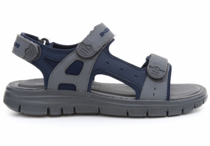 Sandale  SKECHERS  pentru barbati FLEX ADVANTAGE 1.0- 51874_NVCC