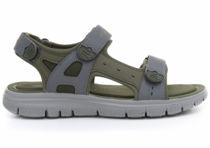 Sandale  SKECHERS  pentru barbati FLEX ADVANTAGE 1.0- 51874_OLGY