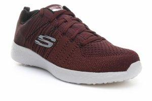 Pantofi sport  SKECHERS  pentru barbati BURST IN THE MIX 52107_BURG