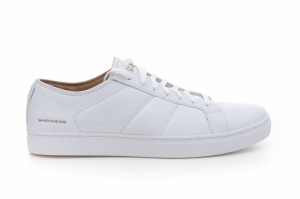 Pantofi casual  SKECHERS  pentru barbati VENICET 52348_WHT