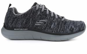 Pantofi sport  SKECHERS  pentru barbati QUANTUM FLEX- SMYZER 52387_GYBK