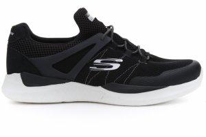 Pantofi sport  SKECHERS  pentru barbati MATRIXX- KINGDON 52664_BKW
