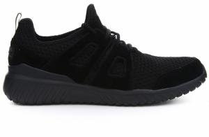 Pantofi sport  SKECHERS  pentru barbati ROUGH CUT 52822_BBK