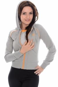 Jacheta  PUMA  pentru femei HERITAGE HOODED SWEAT 548369_01
