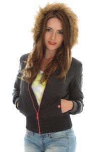Geaca  PUMA  pentru femei WMS ACTIVE PADDED HOODED JKT 560886_01
