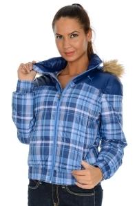 Geaca  PUMA  pentru femei WMS SNOW FLAKE HOODED JKT 560891_21
