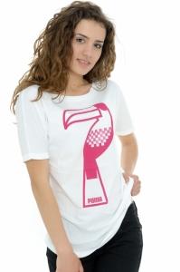 Tricou  PUMA  pentru femei ANIMAL GRAPHIC TEE