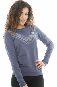 Bluza  PUMA  pentru femei V-LINE CREW NECK 568111_16
