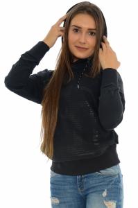 Hanorac  PUMA  pentru femei LOGO GRAPHIC HOODY 568166_01
