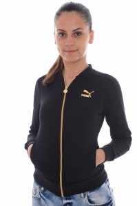 Jacheta  PUMA  pentru femei NO.1 LOGO TRACK JACKET 570336_01