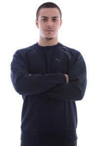 Bluza  PUMA  pentru barbati EVO CORE CREW 572448_01
