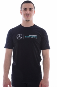 Tricou  PUMA  pentru barbati MAMGP LOGO TEE 572741_01