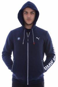 Jacheta  PUMA  pentru barbati BMW MSP HOODED SWEAT JACKET