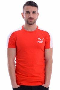 Tricou  PUMA  pentru barbati ARCHIVE T7 STRIPE TEE 575015_42