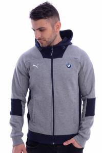 Jacheta  PUMA  pentru barbati BMW MS HOODED SWEAT JACKET 575249_03
