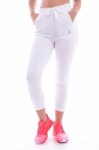 Pantalon de trening  PUMA  pentru femei CLASSICS LOGO PANT OPEN HEM