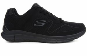 Pantofi sport  SKECHERS  pentru barbati SATISFACTION- FLASH 58350_BBK