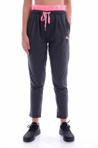 Pantalon de trening  PUMA  pentru femei ACTIVE ESS BD DRAPEY PANTS