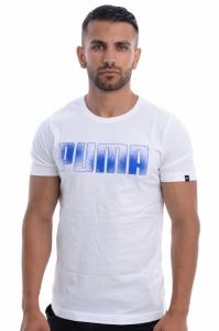 Tricou  PUMA  pentru barbati PUMA BRAND TEE 594869_02