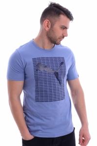 Tricou  PUMA  pentru barbati PUMA REPEAT TEE 594872_75