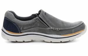 Pantofi casual  SKECHERS  pentru barbati EXPECTED- AVILLO 64109_BLU
