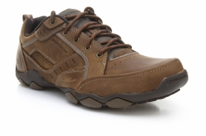 Pantofi casual  SKECHERS  pentru barbati DIAMETER HENRIK 64278_DSCH