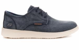 Pantofi casual  SKECHERS  pentru barbati STATUS- BORGES 64629_NVY