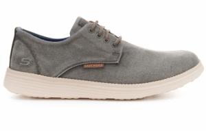 Pantofi casual  SKECHERS  pentru barbati STATUS- BORGES 64629_OLV