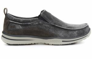 Pantofi casual  SKECHERS  pentru barbati ELECTED- DRIGO 64654_CHAR