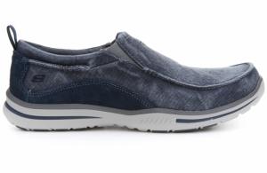Pantofi casual  SKECHERS  pentru barbati ELECTED- DRIGO 64654_NVY