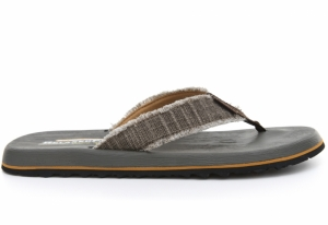 Papuci  SKECHERS  pentru barbati TANTRIC- SALMAN 64712_CHOC