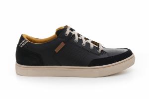 Pantofi casual  SKECHERS  pentru barbati ELVINO LEMEN 64796_BLK