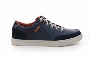 Pantofi casual  SKECHERS  pentru barbati ELVINO LEMEN 64796_NVY