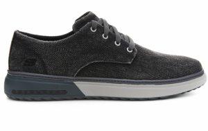 Pantofi casual  SKECHERS  pentru barbati FOLTEN- BRISOR 65371_BLK