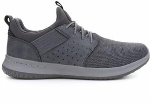 Pantofi sport  SKECHERS  pentru barbati DELSON- CAMBEN 65474_GRY