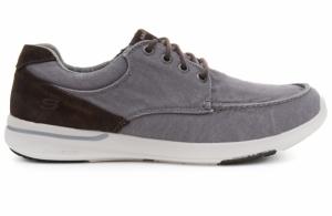Pantofi casual  SKECHERS  pentru barbati ELENT- ARVEN 65494_CHAR