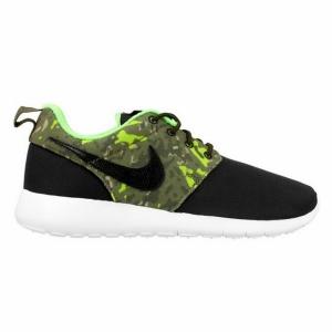 Pantofi sport  NIKE  pentru femei ROSHE ONE PRINT GS 677782_008