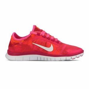 Pantofi de alergat  NIKE  pentru femei WMNS FREE 3 0 V5 EXT PRNT