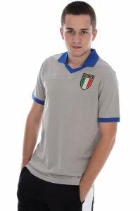 Tricou polo  PUMA  pentru barbati ITALIA T7 ANNIVERSARY POLO