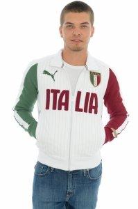 Jacheta  PUMA  pentru barbati FIGC ITALIA T7 TRACK JACKET 745204_10