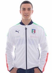Jacheta  PUMA  pentru barbati FIGC ITALIA STADIUM JACKET 748849_031