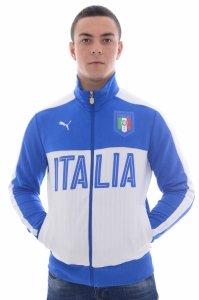 Jacheta  PUMA  pentru barbati FIGC ITALIA FANWEAR TRACK JACK 749105_011